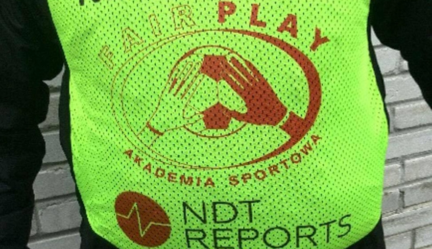 NDT Reports sponsorem Akademii Fair Play