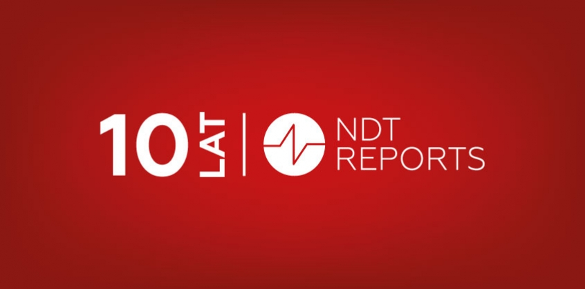 10 lat NDT Reports Sp. z o.o. Sp.k.